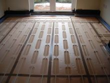 "A view, prior to screeding, of an OSMA ""Pocket"" system"